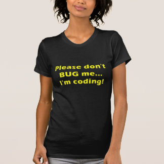 Veuillez ne pas me brancher sur table d écoute Im T-shirt