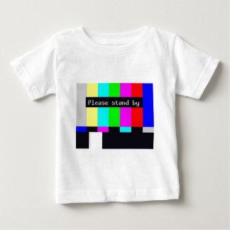 veuillez tenir les difficultés par-techniques… t-shirt pour bébé
