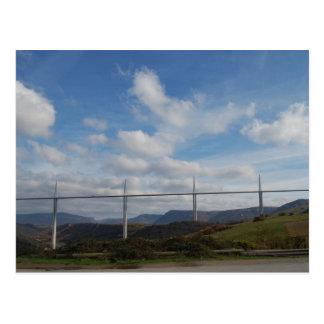 Viaduc de Millau, France Carte Postale