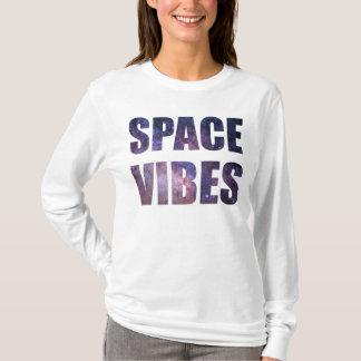 Vibraphone de l'espace t-shirt