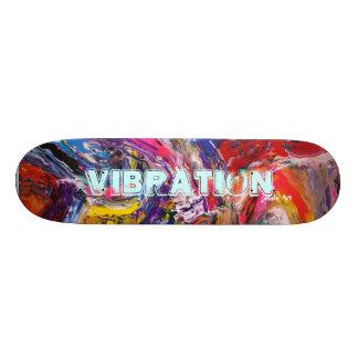Vibration Plateau De Skateboard