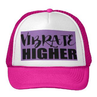 Vibrez plus haut casquette trucker