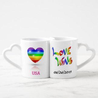 Victoires d'amour mug