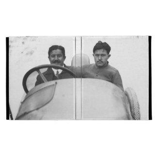 Victor Rigal aux 1914 Français Grand prix Coques iPad