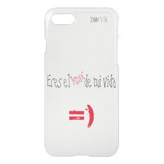 Vida d'Eres el amor de mi Coque iPhone 7