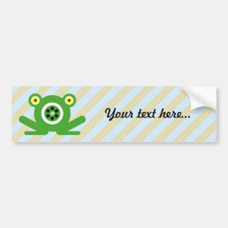 Vidangez Frog® Autocollants Pour Voiture