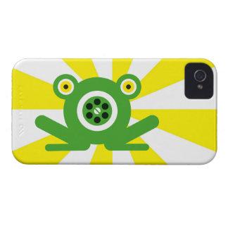 Vidangez Frog® Coque iPhone 4