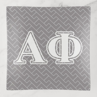 Vide-poche Alpha lettres de Bordeaux de phi