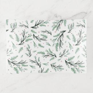 Vide-poche Branches de pin