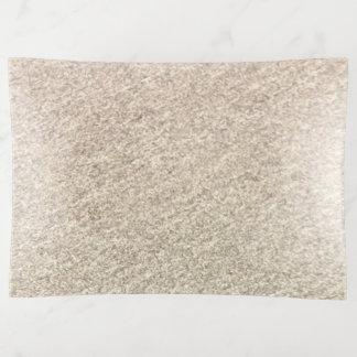 Vide-poche Élégant beige moderne naturel