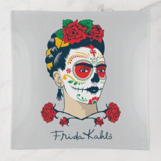 Vide-poche Frida Kahlo | El Día de los Muertos