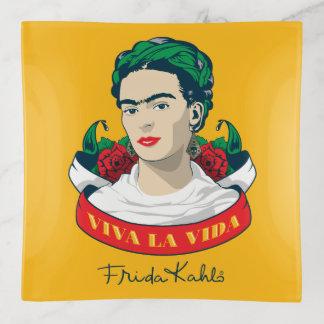 Vide-poche La Vida de vivats de Frida Kahlo |