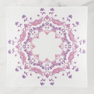 Vide-poche Mandala. floral ethnique