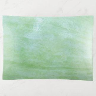 Vide-poche Photo de courge de jardin de vert de menthe ou de
