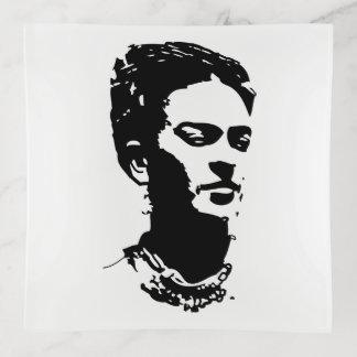 Vide-poche Portrait d'ombre de Frida