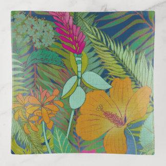 Vide-poche Tapisserie tropicale II
