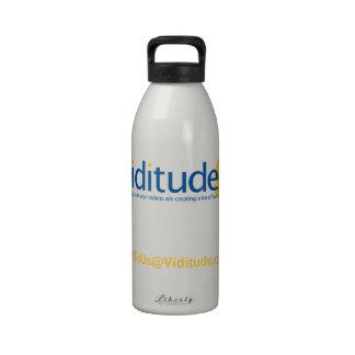 Viditude bouteille d'eau de 32 onces