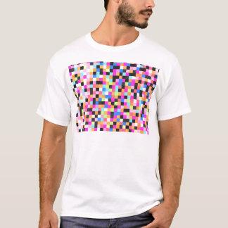 Vie nocturne (trouille de pixel) t-shirt