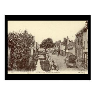 Vieille carte postale - Amiens, DES Clairons de