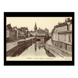 Vieille carte postale - Amiens, France