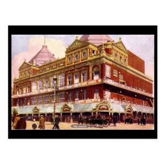Vieille carte postale - Blackpool, Lancashire
