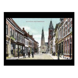 Vieille carte postale - Eindhoven, Pays-Bas