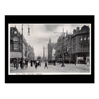 Vieille carte postale - le Roi Edouard St, coque,