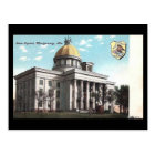 Vieille carte postale - Montgomery, Alabama