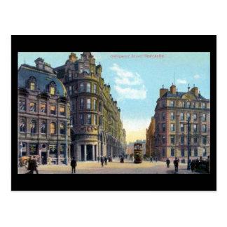 Vieille carte postale - Newcastle-upon-Tyne