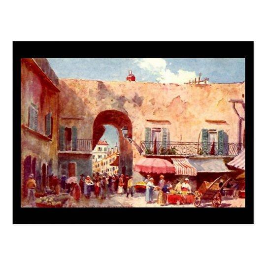 Vieille carte postale - Nice, France   Zazzle.fr