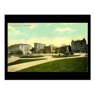 Vieille carte postale - Providence, RI, 1910