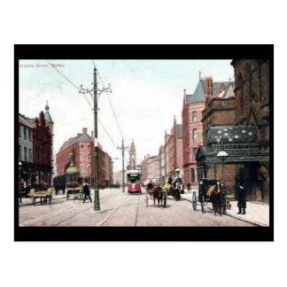 Vieille carte postale - St de Victoria, Belfast