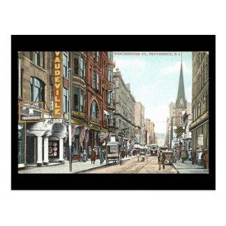 Vieille carte postale - St de Westminster,