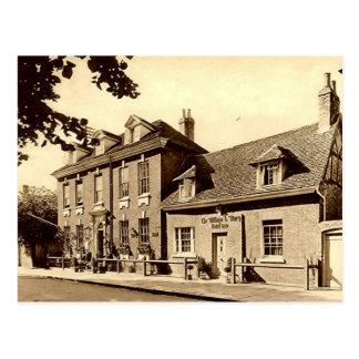 Vieille carte postale - Stratford-sur-Avon