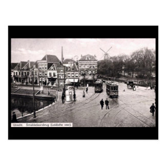 Vieille carte postale - Utrecht, Pays-Bas