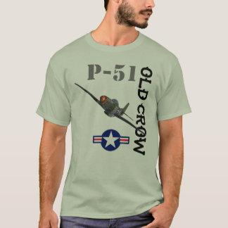 Vieille corneille P-51D T-shirt
