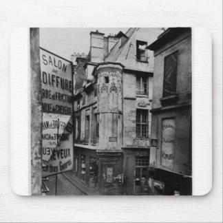 Vieille-du-Temple de rue, Paris, 1858-78 Tapis De Souris