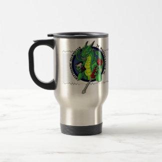 """""""Vieille"""" tasse de voyage de conception (R. Hand)"""