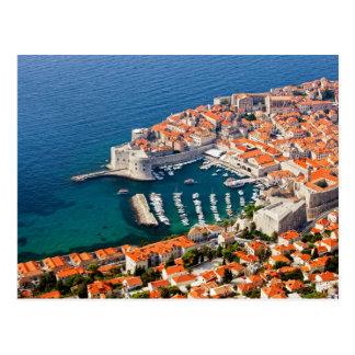 Vieille ville de Dubrovnik Cartes Postales