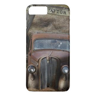 Vieille voiture coque iPhone 7 plus