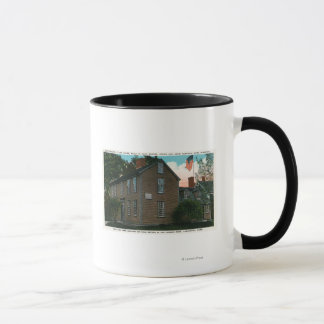 Vieille vue de Chambre de Hancock Clark # 3 Mug
