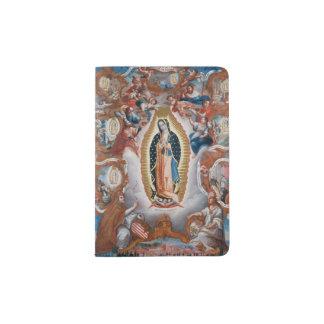 """""""Vierge couverture religieuse de passeport d'art Protège-passeports"""