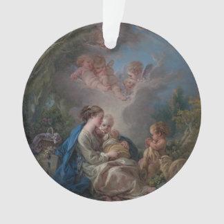 Vierge et enfant avec le St John le baptiste
