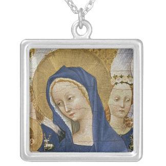 Vierge et enfant, c.1395-99 pendentif carré