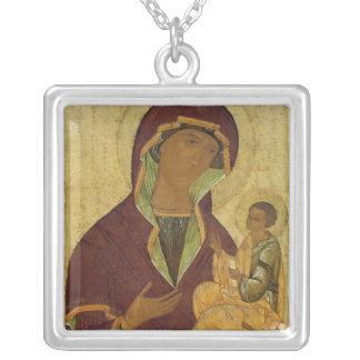 Vierge et enfant, c.1500 pendentif carré