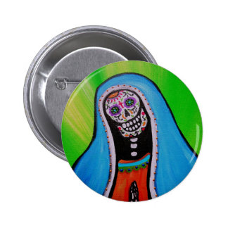 VIERGE GUADALUPE BADGE