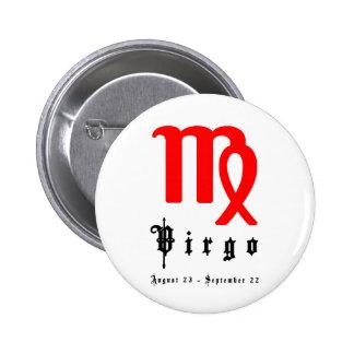 Vierge, le 23 août - 22 septembre badge