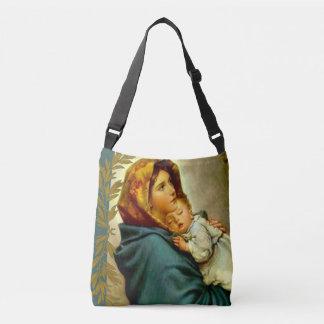Vierge Madonna Mary avec le bébé Jésus Sac Ajustable