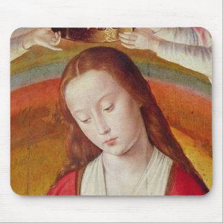 Vierge Marie avec sa couronne Tapis De Souris