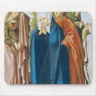Vierge Marie avec St John l'évangéliste Tapis De Souris